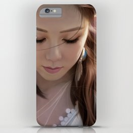 G.E.M. 另一個童話 My Fairytale EP iPhone Case
