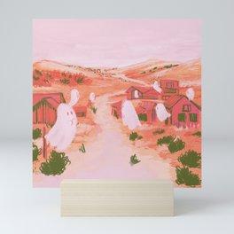Ghost Town Mini Art Print