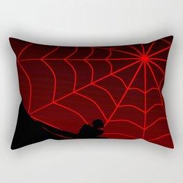 Spider Twilight Series - Miles Morales Spider-Man Rectangular Pillow