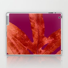 Red Wine Winter Nights, Romance Laptop & iPad Skin