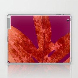 Red Wine Winter Nights, Romance Laptop & iPad Skin