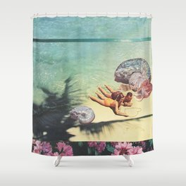 Sea Collections Shower Curtain