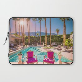 2381 Mid-Century Modern Stanbridge Estate Palm Springs Laptop Sleeve