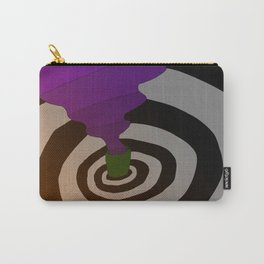 Purple Stuff Carry-All Pouch