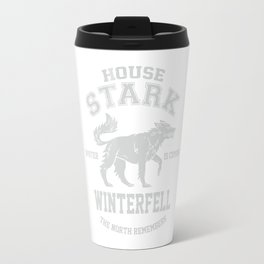 Winter Is Comingg Travel Mug