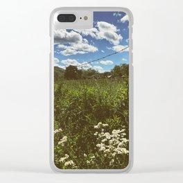 Farm •Appalachian Trail Clear iPhone Case