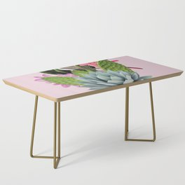 Cactus Lady Coffee Table