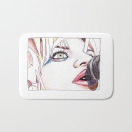 Courtney Love Bath Mat