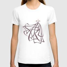 whisper dress T-shirt