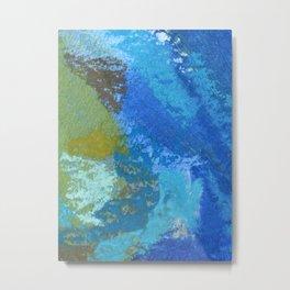 Abstract pastel 4 Metal Print