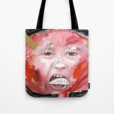 I feel angry Tote Bag