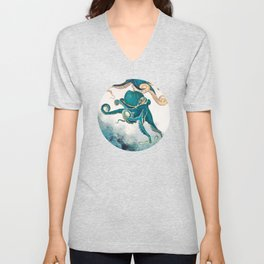 Underwater Dream V Unisex V-Neck