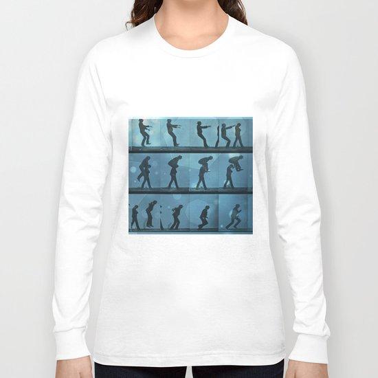 movement jump Long Sleeve T-shirt
