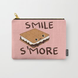 Smile S'more Carry-All Pouch