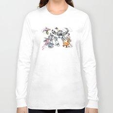Bolts Vs. Bots Long Sleeve T-shirt