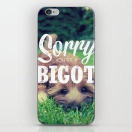 Sorry! iPhone Skin