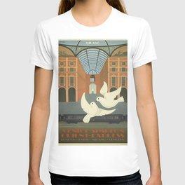 Vintage poster - Milan T-shirt