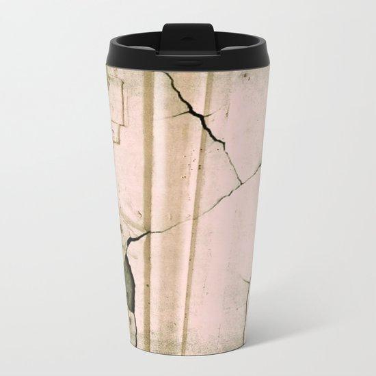Unseal Metal Travel Mug