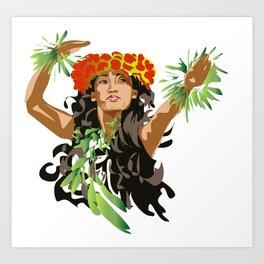 Kaua'i Beauty Art Print