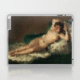 Pixelated Maja desnuda Laptop & iPad Skin
