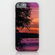 Sunset Over the Beach  Slim Case iPhone 6s