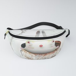 Can time the rabbit Fanny Pack