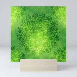 Mandala vibes 1. Mini Art Print