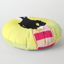 The Shroud Floor Pillow