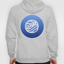 Avatar Water Bending Element Symbol Hoody