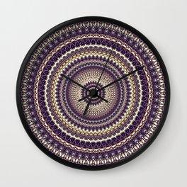 Mandala 174 Wall Clock