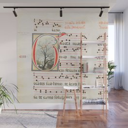 Marking Time Wall Mural