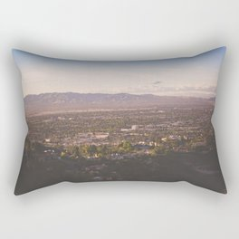 Mulholland Drive Rectangular Pillow