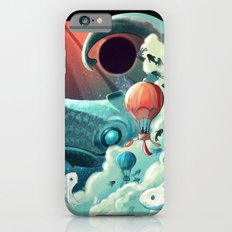 Space Oddity iPhone 6s Slim Case