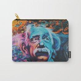 Einstein graffiti Carry-All Pouch