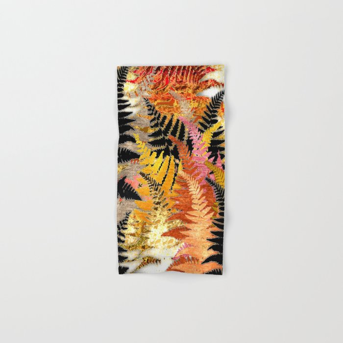 Ferns Hand & Bath Towel