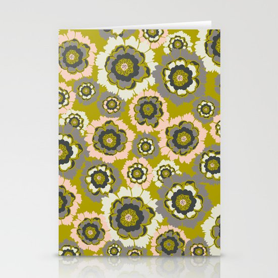 Floral3 Stationery Cards