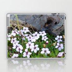 Volcanic flowers Laptop & iPad Skin