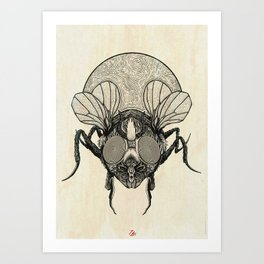Noise Assassin Art Print