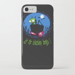 Let The Invasion Begin ! iPhone Case