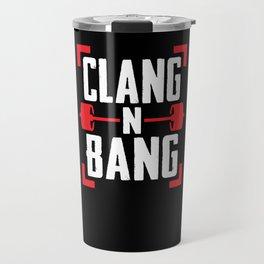 Clang N Bang Travel Mug