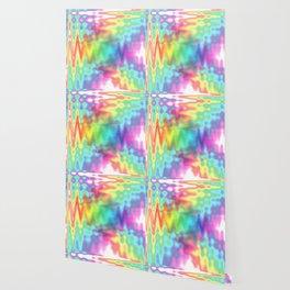 I Bleed Rainbows and Glitter Wallpaper