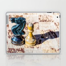 Chess Pawn and Knight - Veterans Laptop & iPad Skin