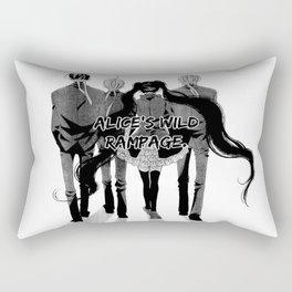 fukumenkei noise 1 Rectangular Pillow