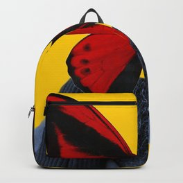 Butterfly Man Backpack