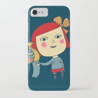 lolita iPhone & iPod Cases featuring lolita by sylvie demers