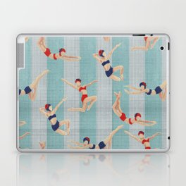 The Swimmers Laptop & iPad Skin