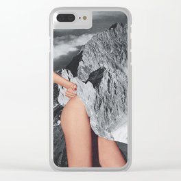Sinestesia Clear iPhone Case