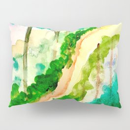 Lakeside Pathway Pillow Sham