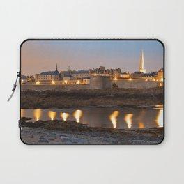 Saint Malo Twilight Laptop Sleeve