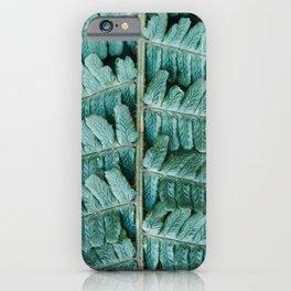 Botanical modern art iPhone Case